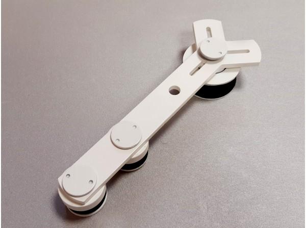 Роликовая каретка для раздвижной двери FPGS-017