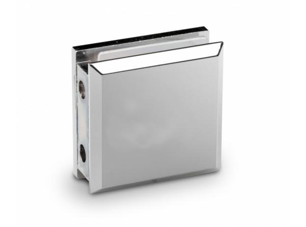 Коннектор стекло-стена FС-003 Хром (CP)